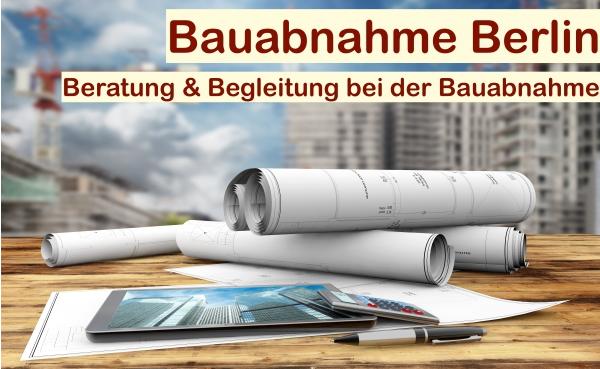 Bauabnahme Berlin - Bauberatung
