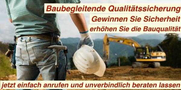 Baubegleitende Qualitätssicherung Berlin Brandenburg