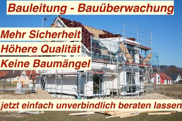 Bauleitung Bauüberwachung
