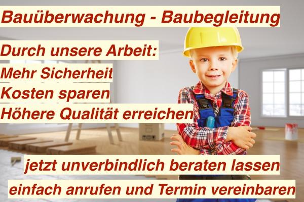 Bauüberwachung Baubegleitung Berlin Brandenburg