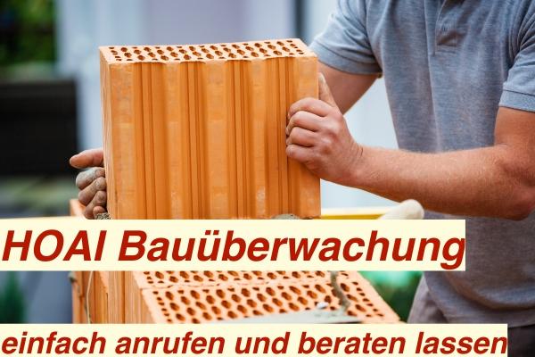 HOAI Bauüberwachung Berlin