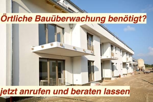 Örtliche Bauüberwachung Berlin Brandenburg