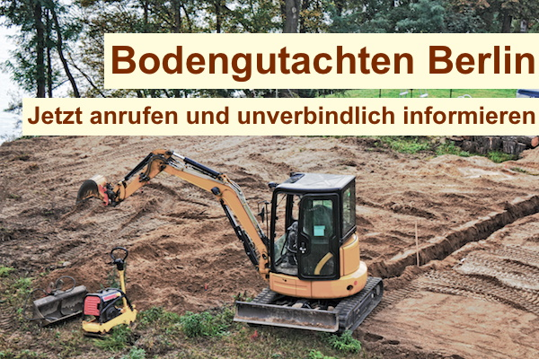 Bodengutachten Berlin - Bodengutachter